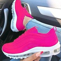 Nike Air Max 97 women's sports running shoes