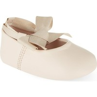 CHLOE - Bow ballerina shoes | Selfridges.com