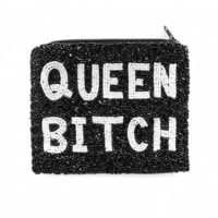 Queen B*tch Pouch by Moyna - ShopKitson.com