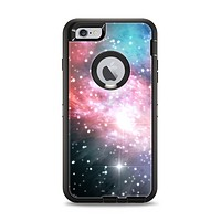 The Colorful Neon Space Nebula Apple iPhone 6 Plus Otterbox Defender Case Skin Set