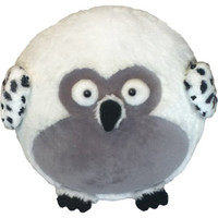 Squishable Snowy Owl: An Adorable Fuzzy Plush to Snurfle and Squeeze!