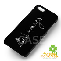 Deathly Hallows always-1nay for iPhone 4/4S/5/5S/5C/6/ 6+,samsung S3/S4/S5,S6 Regular,S6 edge,samsung note 3/4