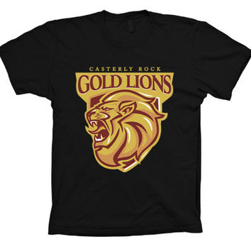 Game of Thrones Gold Lions T-shirt