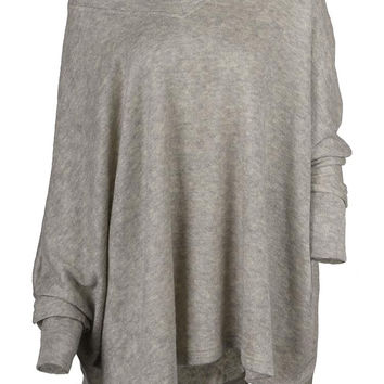 Cupshe See You There Casual Knitting Top