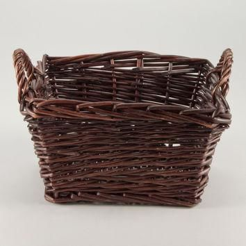 Medium Brown Jordan Basket - World Market