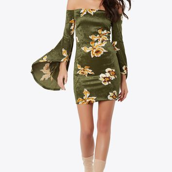 Flare By It Dress
