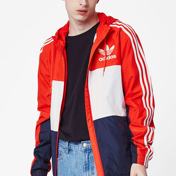adidas California Zip Windbreaker at PacSun.com