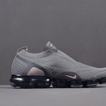 AUGUU Nike Air Vapor Max Flyknit 2018 AH7066-003 Running Shoes Grey