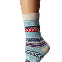 Women's Mist Harvest Crew Sock