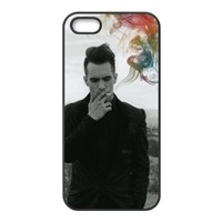Panic At The Disco Custom High Quality Inspired Design TPU Case Protective Skin For Iphone 5 5s iphone5-NY042