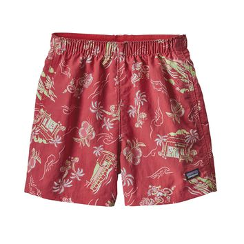 "Patagonia, Baby Baggies Shorts - 2"", C Street Small: Cerise"