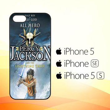 Percy Jackson and the Lightning Thief X0493  iPhone 5|5S|SE Case