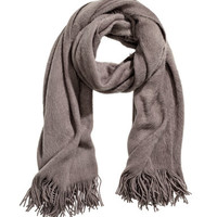 H&M Scarf with Fringe $17.99