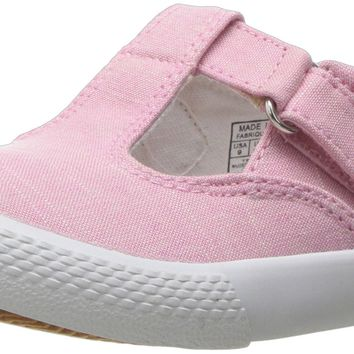 Polo Ralph Lauren Kids Tabby T-Strap Mary Jane Light Pink 8 M US Toddler '
