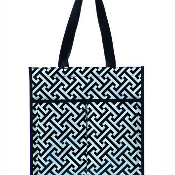 Toss We Go Together Miracle Bag - Black/White