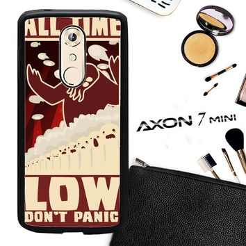 All Time Low Logo Y0296 ZTE AXON 7 Mini Case