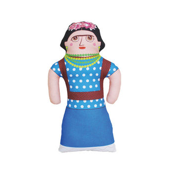 Frida Kahlo Doll - LIMITED EDITION