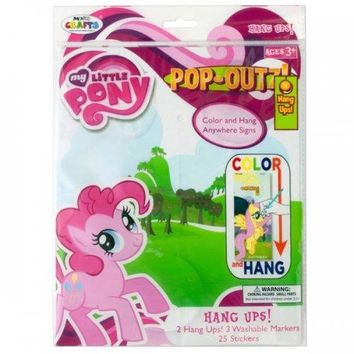 My Little Pony Pop-outz Hang Ups Activity Set (pack of 20)
