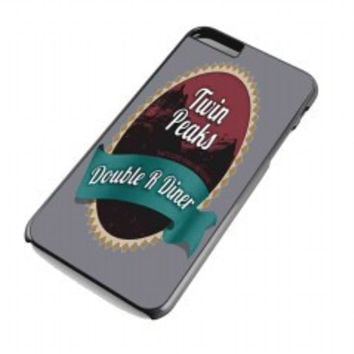 welcome to twin peaks 5 for iphone 6 plus case