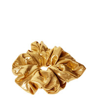 Metallic Gold Scrunchie
