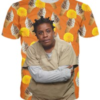 Crazy Eyes Dandi-Swirl T-Shirt