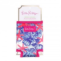Lilly Pulitzer Drink Hugger - She She Shells