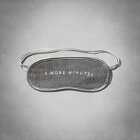 Abercrombie Sleep Mask