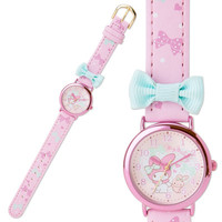 My Melody Wrist Watch for Kids DX Deluxe Ribbon SANRIO JAPAN