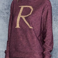 RON'S CHRISTMAS SWEATER - LIMITED