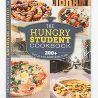 The Hungry Student Cookbook By Spruce- Assorted One