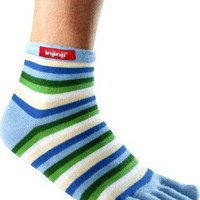 injinji Performance Mini Crew Toesocks $11.34