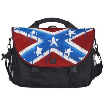 Rebel Flag Bags For Laptop from Zazzle.com