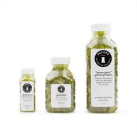 Green Juice Bears - Large Bottle | Pressed Juicery Gummy Bears | Sugarfina