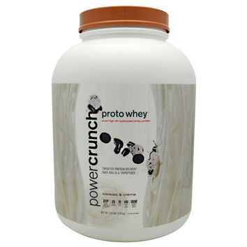 Bnrg Power Crunch Proto Whey Cookies & Creme