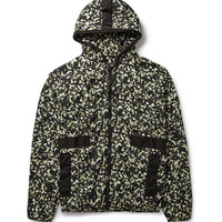 Givenchy - Floral-Print Hooded Jacket | MR PORTER