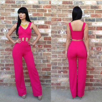 Women's Sexy Jumpsuit Cocktail Party Clubwear = 4427384132