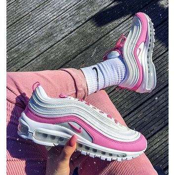 Nike Air Max 97 Women Fashion Casual Sneakers Sport Shoes