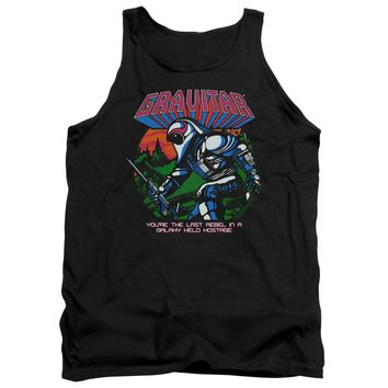 Atari - Last Rebel Adult Tank Top Officially Licensed Apparel