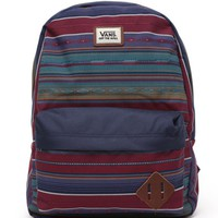 Vans Old Skool II School Backpack - Mens Backpacks - Multi Color - NOSZ