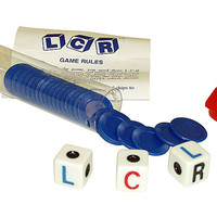 Left Center Right Dice Game, Outdoor Games & Equipment