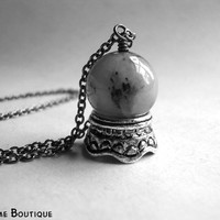 DIVINATION  Harry Potter Inspired Crystal Ball by JetaimeBoutique