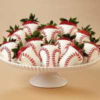 12 Hand-Dipped Home Run Berries and other chocolates & gifts