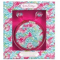 Lilly Pulitzer - Earbuds w/ Pouch - Lobstah Roll