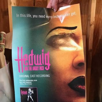 Hedwig & The Angry Inch Poster