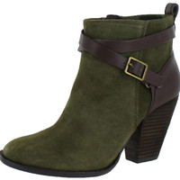 Lucky Brand Yustina Women's Suede Ankle Boots