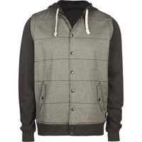 Breezin Buster Mens Jacket Charcoal  In Sizes