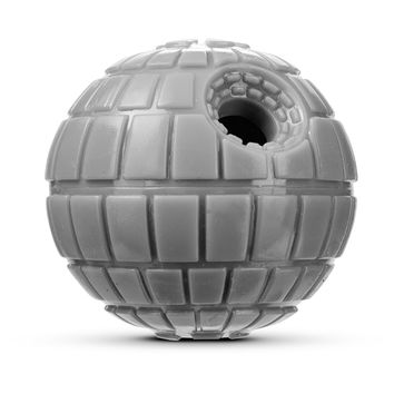 STAR WARS Death Star Treat Dispenser Dog Toy