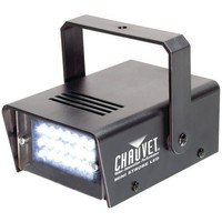 Chauvet Lighting MINISTROBELED LED Mini Strobe Light - Black