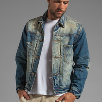 PRPS Goods & Co. Denim Jacket in Light from REVOLVEclothing.com