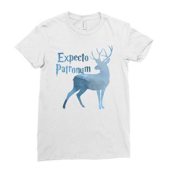 Expecto Patronum Ladies Fitted T-Shirt